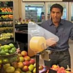 Dr. Sanjay Gupta tours a grocery store to show us which foods have the highest levels of pesticide residue.